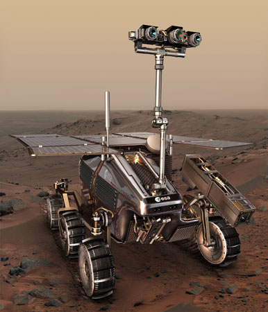 High Resolution UV-VIS Spectrometer for the Surface of Mars