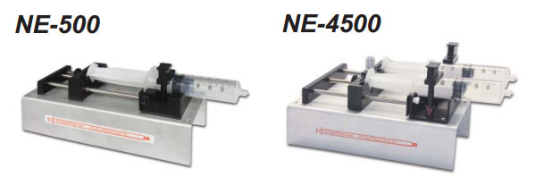 OEM 500 Series Programmable Syringe Pumps