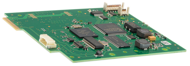 OEM spectrometers: ASM-5216 Microprocessor board