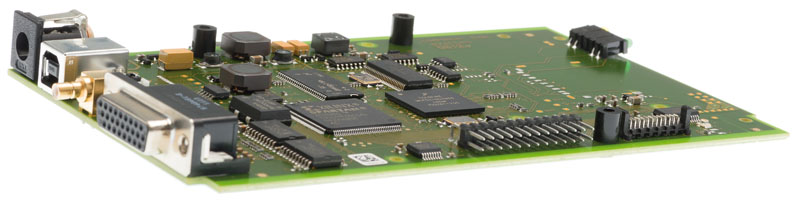 OEM spectrometers: AS5216 Microprocessor board