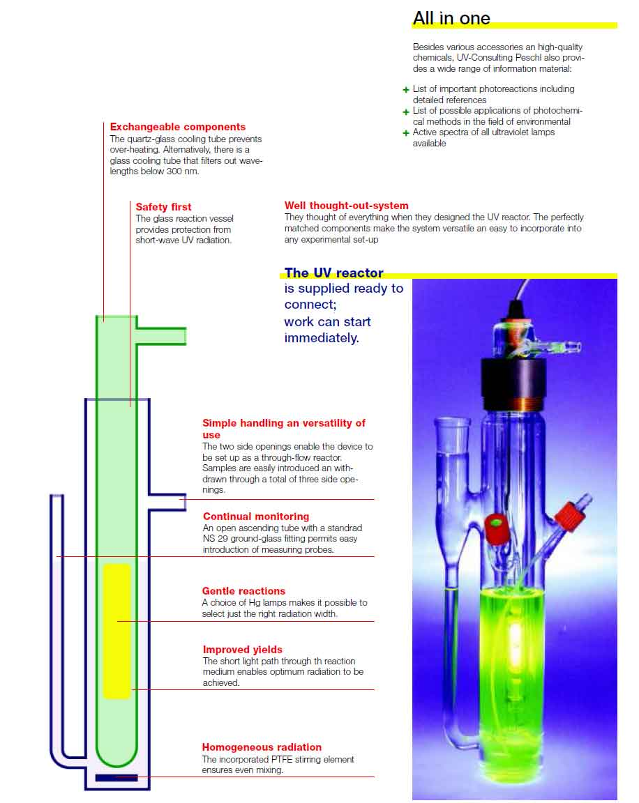 Photochemical Reactor